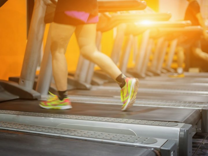 Spice Up Your Treadmill Workout